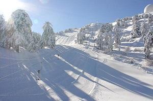 Лыжный сезон на Кипре 2016